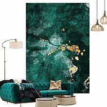 Topinged Home Modern Rug Dark Green Emerald Green