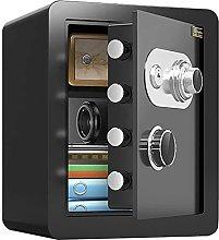 TOPNIU Fireproof and Anti-Theft Safe, Storage