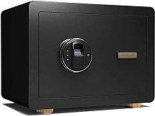 TOPNIU Safe Box Alloy Steel Mechanical Lock Double