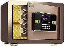 TOPNIU Safe Box, Electronic Password Mini Lock