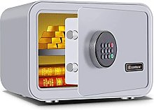 TOPNIU Safe Box Fireproof, Security lockers for
