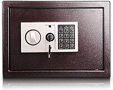 TOPNIU Safe Box, Home Safes, Lock Box, Digital