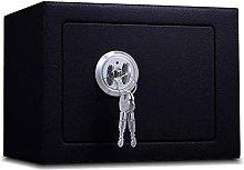 TOPNIU Safe Box, Home Safes, Lock Box, Money Box,