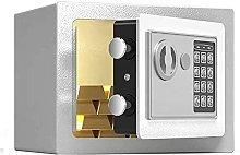 TOPNIU Safe Box Safes Lock Boxes Front Loading