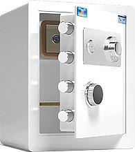 TOPNIU Safe Fireproof and Anti-Theft Safe Box,