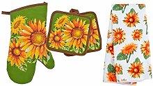 TopNotch Outlet Sunflower Decor - Potholder Towel