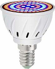 TOPofly Grow Light Bulb, 60 LEDs Full Spectrum