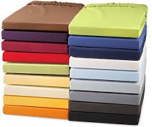 Topper Fitted Sheet 180x200–200x200cm