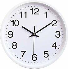 TOPPTIK Wall Clock -12 Inch Modern Digital Clock