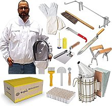 TOPQSC Beekeeping Tools Kit, Beekeeping Supplies