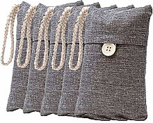TOPSALE 5 Pack Natural Bamboo Charcoal Air