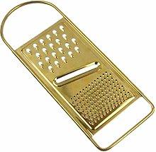 TOPSALE Multifunction Kitchen Gadgets Gold Steel