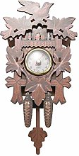 TOPSALE Vintage Home Decorative Bird Wall Clock