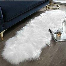 Topspitgo Super Soft Bedroom Fluffy Rug, Faux Fur