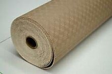 Toptablecloths Table protector beige (ROUND 102 cm