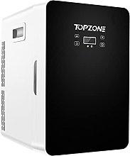 TOPZONE Mini Fridge 20 liter Portable AC/DC