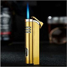 Torch Lighters, Windproof Butane Fuel Lighters,