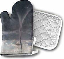 Tornado Day Storm Chaser Fashion Kitchen Oven