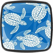 Tortoise (2) 4 Packs Kitchen Cabinet Knobs,Pulls