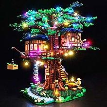 Tosbess LED Lighting Kit for Lego Ideas 21318 -