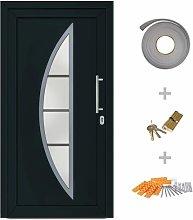 Tosca uPVC Front Door Sol 72 Outdoor