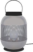 Tosel 64479Casablanca Lamp Steel