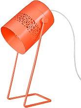 Tosel 90180Ikat Desk Lamp Stainless Steel/Sheet