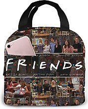 Tote Lunch Bag Insulated Portable Cooler Luch Box