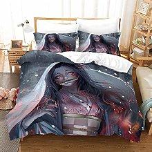 Totots Diablo Theme Anime Quilt Cover Pillowcase