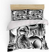 Totots Home Textile 3-piece Set Dark Animal