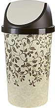 Touch Top Bin Heavy Head Big Leaves Vintage 45L