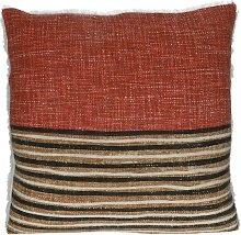 Toudou patterned cushion