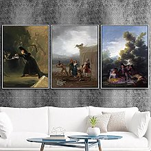 TougMoo Home Decoration Print Art Wall Pictures
