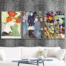 TougMoo Home Decoration Print Canvas Art Wall