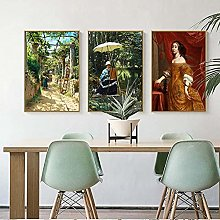 TougMoo Home Decoration Wall Art Canvas Poster