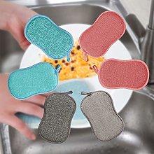 Toulifly Scrubbing Sponge,Dish Scrubber