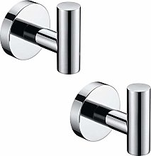 Towel Rack Hook Polished Chrome SUS304 Stainless