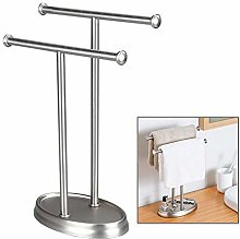 Towel Rack Stand for Bathroom Counter, Kitchen
