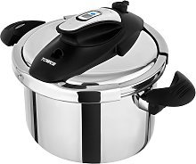 Tower 6L Stainless Steel Pressure Cooker