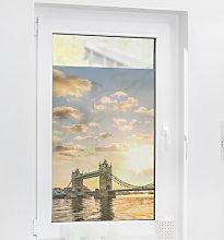 Tower Bridge Window Sticker East Urban Home