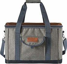 Tower CC879025 Heritage Foldable Picnic Cooler Bag