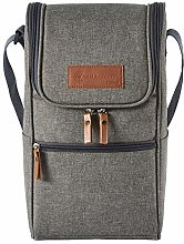 Tower CC879028 2 Wine Cooler Bag with Bottle
