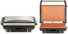 Tower Cerasure Copper Health Grill and Griddle