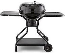 Tower Charcoal Bbq Grill With Side Tables
