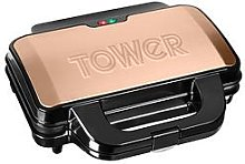Tower Deep Fill Sandwich Maker
