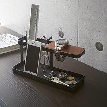 Tower Desk Organiser Yamazaki Colour: Black