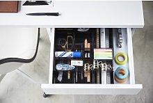 Tower Extendable Desk Organiser Yamazaki Colour: