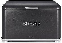 Tower Glitz Bread Bin In Noir