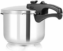 Tower Pressure Cooker with Steamer Basket,