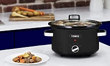 Tower Slow Cooker: 3.5L